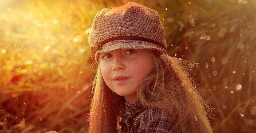 Child Hat ADHD