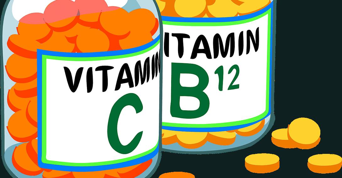 vitamins-c-b12