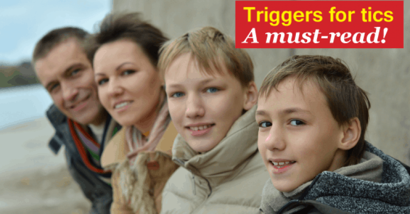 Finding triggers for tics & tourette syndrome: a must read
