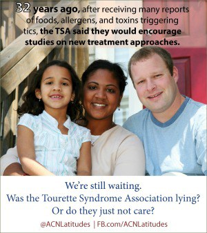 Tourette Syndrome Association Investigate