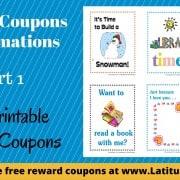 Reward Coupons Affirmations Part 1 WordPress