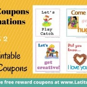 Reward Coupons Affirmations Part 2 WordPress