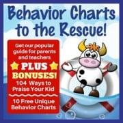 Behavior Charts Book Ad