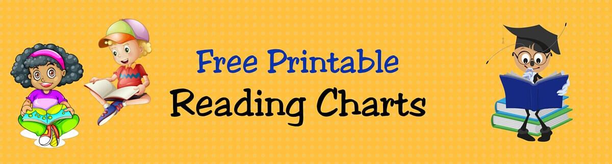 Header Reading Charts Teachers