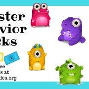 Monster Behavior Bucks