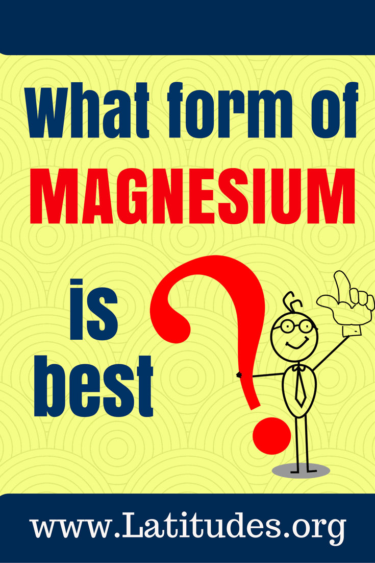 Magnesium Taurate Whole Foods