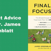 Nutrient advice from Dr James Greenblatt